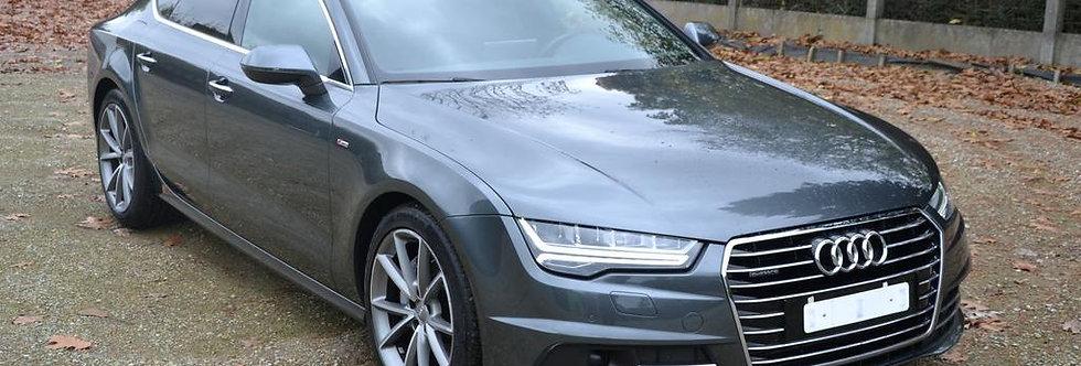 Audi A7 Sportback 3.0 TDI V6 Quattro S Line S Tronic 2015