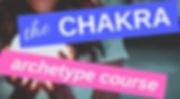 Chakra Archetype Course