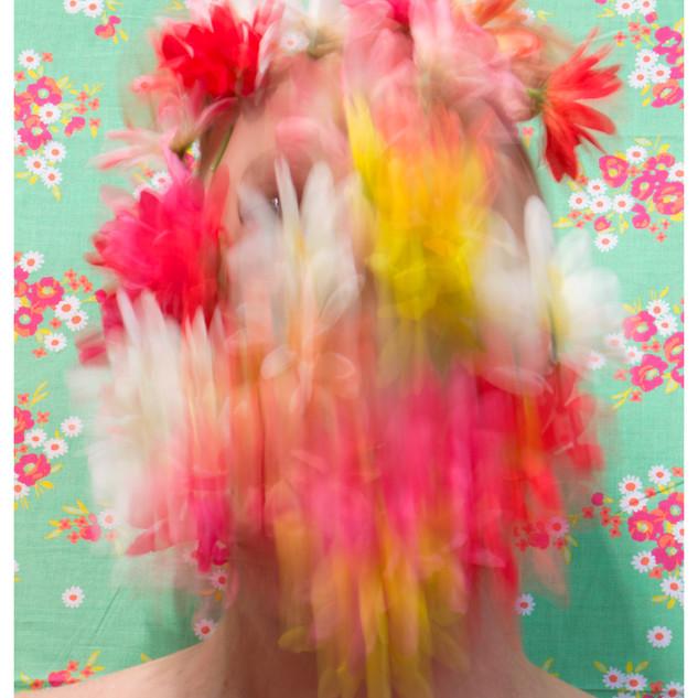 Flower Face- 3