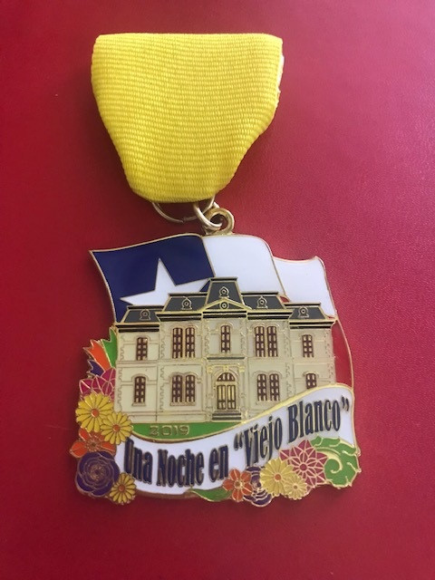 2019 Gala Medal