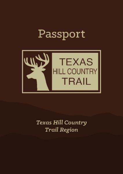 Texas Hill Country Trail Region Passports are here!
