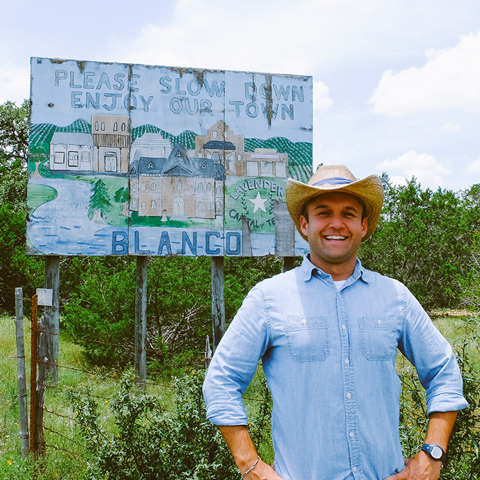 """Blanco, Texas featured on """"Day Tripper""""!"""