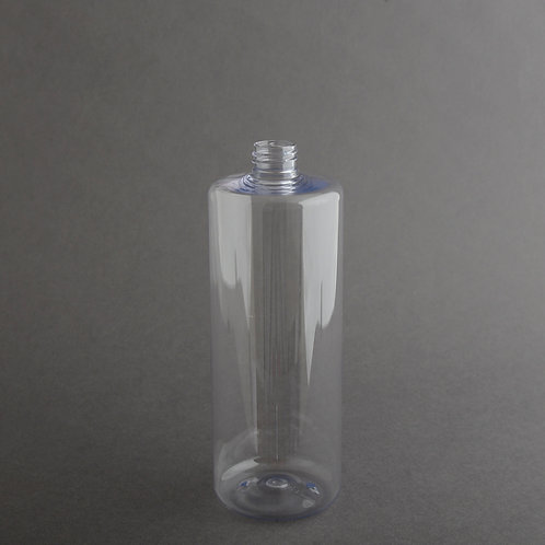 1000 ml CLEAR PETE CYLINDER ROUND 28/410