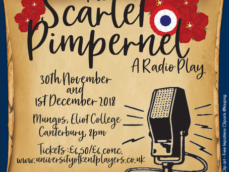 Audition Opportunity- The Scarlet Pimpernel