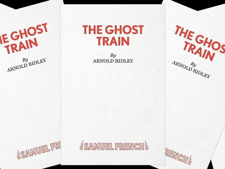 Tickets now available for 'The Ghost Train' this April