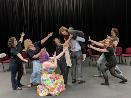 Join us for Bothered & Bewildered this September