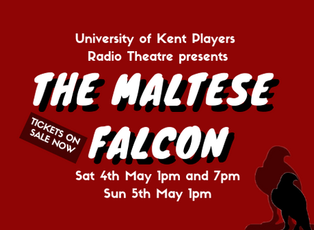 The Maltese Falcon tickets now available