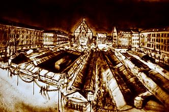 Sand Malerei Show Nürnberg