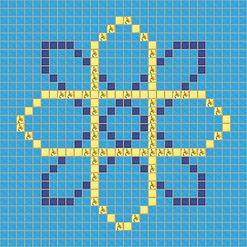 mosaico veneciano, diseño zinacatan, diseños mexicanos en mosaic