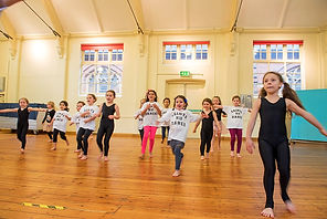 Modern Dance, London Institute Of Dance, Muswell Hill