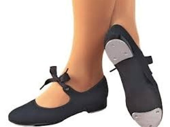 Capezio Canvas Tap Shoes
