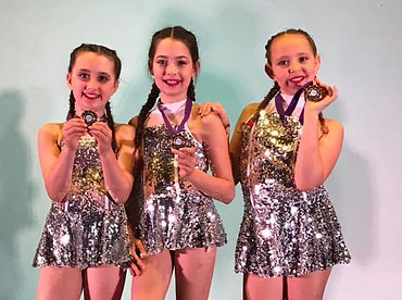 London Institute of Dance, Competition