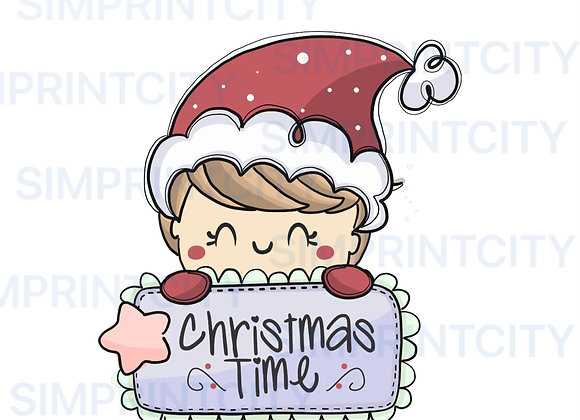 Elf Cookie Cutter Plaque