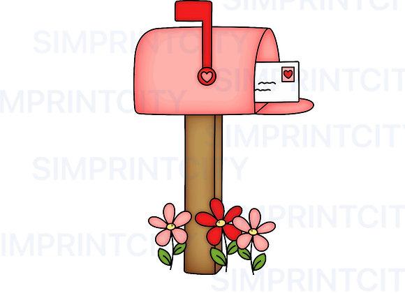 Mailbox Cookie Cutter