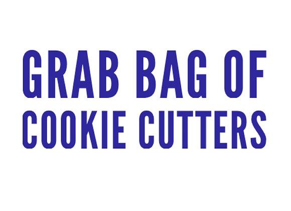 Grab Bag of Cookie Cutters