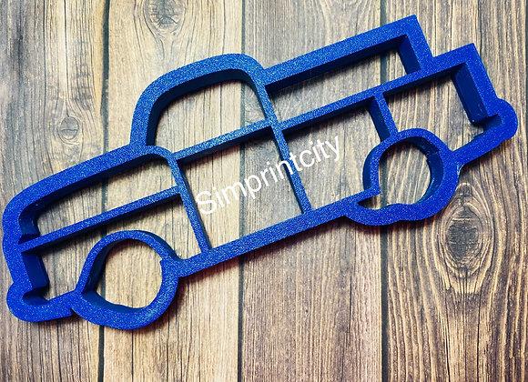 Multi Cut Truck Platter Cookie Cutter