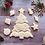 Thumbnail: Multi Cutter Tree Cookie Cutter
