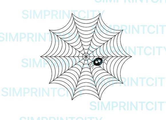 Spider Web Cookie Cutter