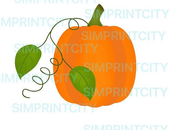 Pumpkin #1 Cookie Cutter