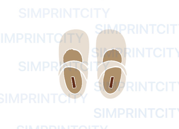 Baby Shoes #2 Cookie Cutter