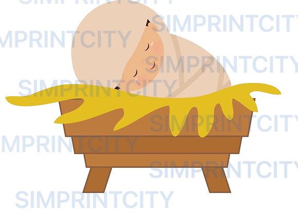 Nativity Cookie Cutter #1