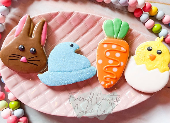 Bunny Head Cookie Cutter