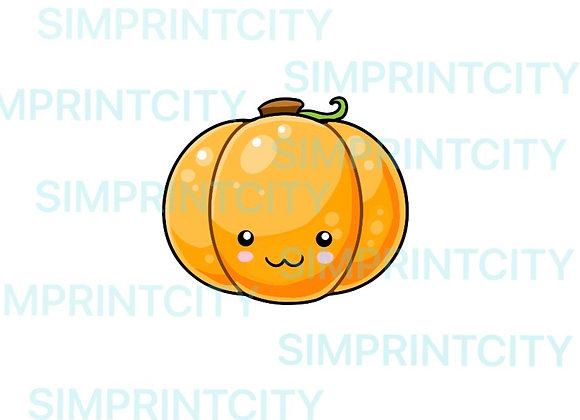 Chubby Pumpkin Cookie Cutter