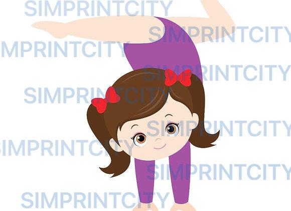 Gymnast #6