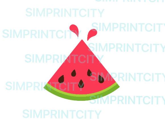Watermelon Slice Cookie Cutter