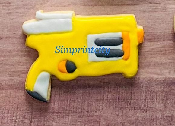 Gun Cookie Cutter