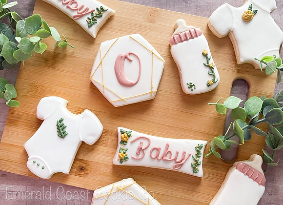 Baby  Onesie Cookie Cutter