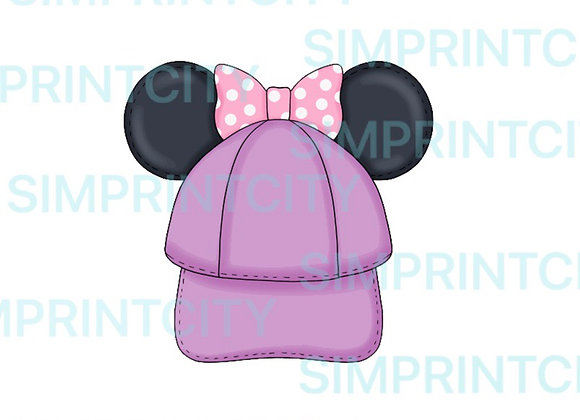Mouse Ear Hat Cookie Cutter