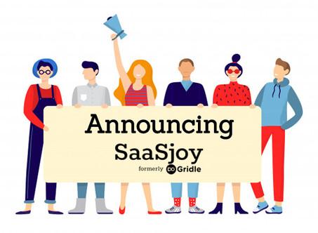 Announcing SaaSjoy