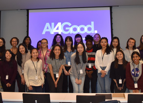 New partnership to create more opportunities for women in Artificial Intelligence for good