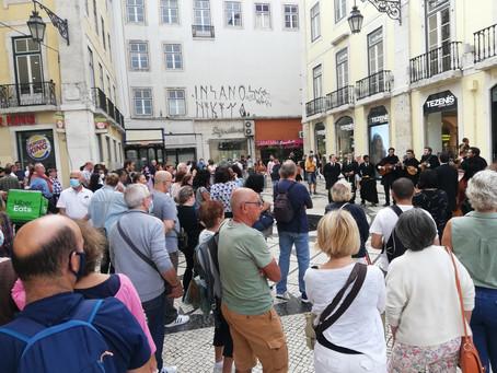 Lisbonne : comme un air d'avant…