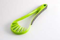 Bright Green Avocado Slicer