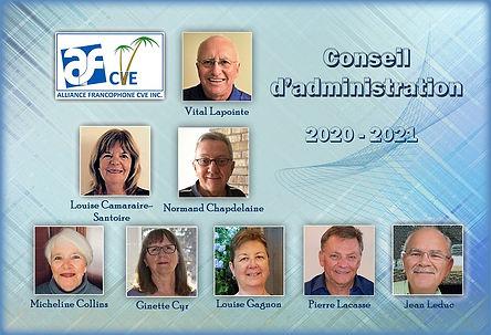 Conseil d'administration 26 mars 2021 10