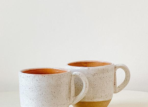 Stoneware Mugs