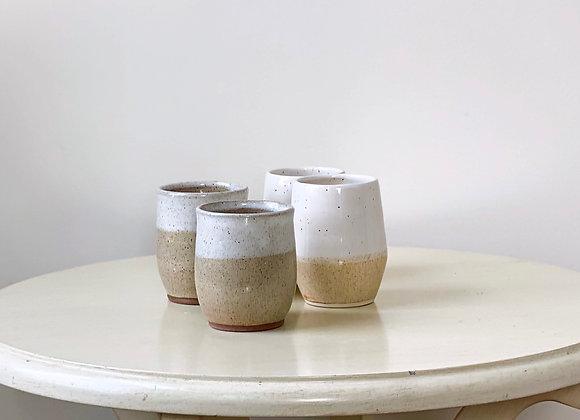 Stoneware Tumblers