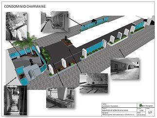 Projeto Agave Paisagismo Charmaine