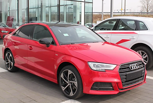 A3 Berline 35 TFSI S-Tronic Pack S Line Rouge Tornado