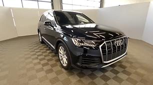 Audi Q7 55 TFSIe S-Tronic hybride rechargeable 381ch