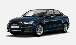 A3 Berline 35 TFSI S-Tronic S-Line Bleu Cosmo -30%
