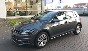 GOLF 7 Facelift 1.0 Tsi 115ch BVM6 Confortline Gris Indium