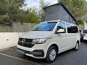 T6.1 California Beach Camper 2.0 Tdi 110ch Disponible de suite