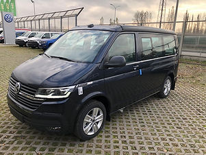 T6.1 California Beach Camper 2.0 TDI 150ch BVM6 Bleu Starlight  VENDU