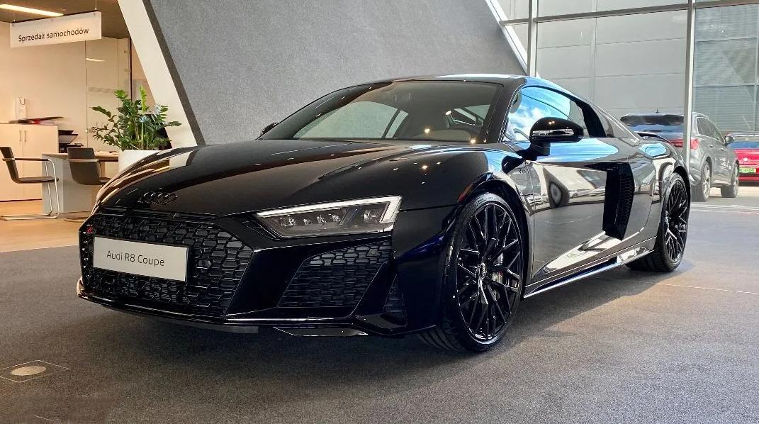 Audi R8 V10 Quattro Performance