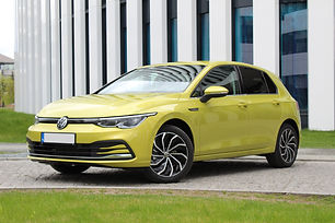 GOLF 8 Style 1.5 eTSI 150 DSG7 Lime Yellow DEMO