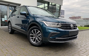 Tiguan Life 1.5 TSI ACT 150CH – DSG7 Bleu Night Shade