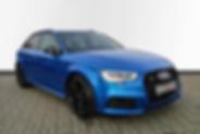 Audi S3 Sportback 300ch Quattro S-tronic Bleu ara -30%